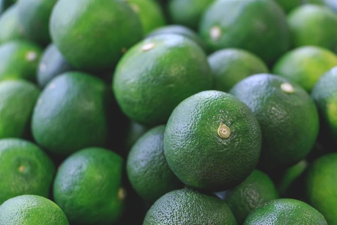 What is a sudachi lime?